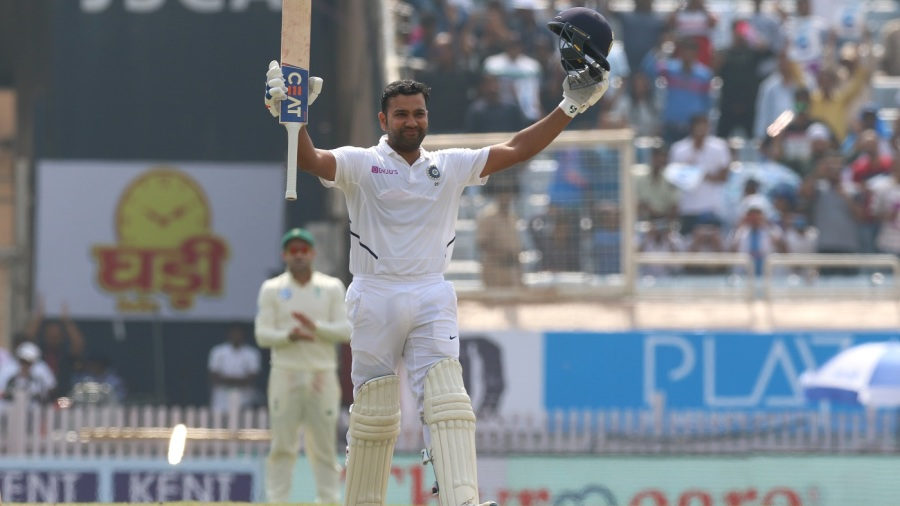 Rohit Sharma has 1298 runs in Tests in India at an average of 99.84 though he has a while to go to catch up to Don Bradman's average of 98.22 over 4322 runs at home
