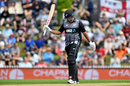 Colin de Grandhomme made a half-century, New Zealand v England, 3rd T20I, Nelson, November 5, 2019