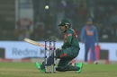 Mushfiqur Rahim's innings wasn't short of innovative shots, India v Bangladesh, 1st T20I, Delhi, November 3, 2019
