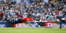 Sam Billings was run out by a direct hit, New Zealand v England, 3rd T20I, Nelson, November 5, 2019