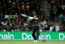 Steven Smith goes after a short ball, Australia v Pakistan, 2nd T20I, Canberra, November 5, 2019