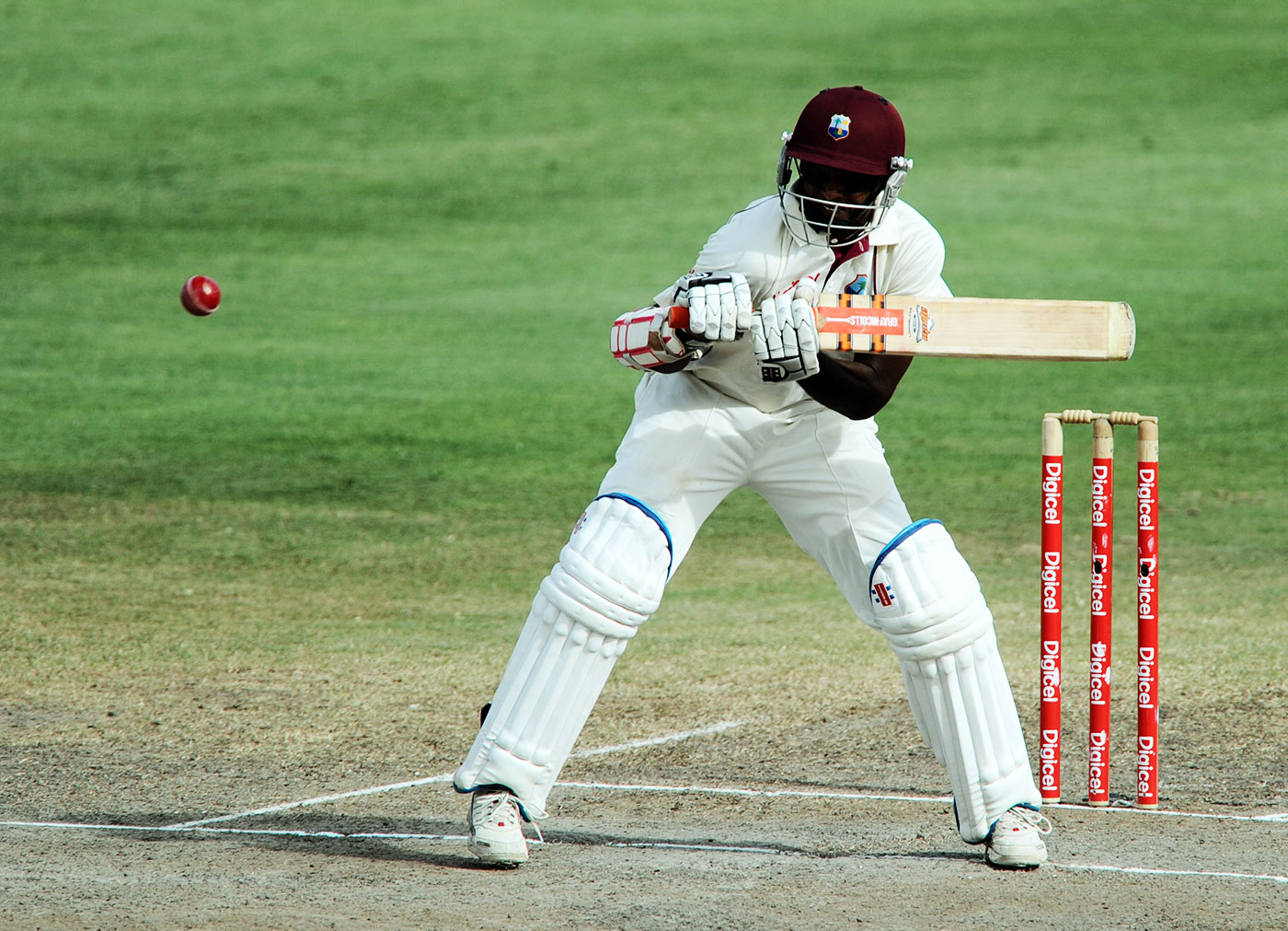 Shivnarine Chanderpaul: dogged on the field, delicious in a bisque