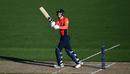 Tom Banton flicks over the leg side, New Zealand v England, 4th T20I, Napier, November 8, 2019