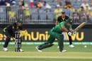 Khushdil Shah lasted 11 balls on debut, Australia v Pakistan, 3rd T20I, Perth, November 8, 2019