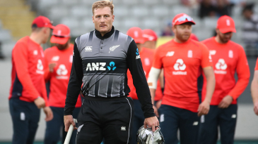 Martin Guptill endured a mixed series