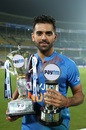 Deepak Chahar was the man of the moment, India v Bangladesh, 3rd T20I, Nagpur, November 10, 2019