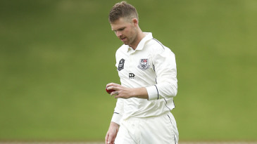 Lockie Ferguson took four wickets for Auckland in the Plunket Shield last week