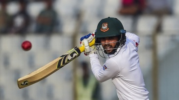 Mominul Haque has a big job on his hands after, effectively, taking Shakib Al Hasan's place