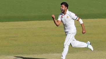 Imran Khan ran through Australia A