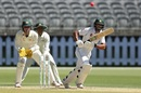 Shan Masood scored a half-century, Australia A v Pakistanis, Tour game, 3rd day, Perth, November 13, 2019