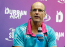 Gary Kirsten interacts with the media, MSL 2019, Durban, November 14, 2019