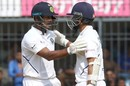 Mayank Agarwal and Ajinkya Rahane deflated Bangladesh, India v Bangladesh, 1st Test, Indore, 2nd day, November 15, 2019
