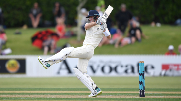 Joe Denly made an encouraging comeback from injury
