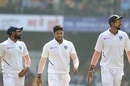 Mohammed Shami, Umesh Yadav and Ishant Sharma walk tall, India v Bangladesh, 1st Test, Indore, 3rd day, November 16, 2019