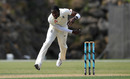 Jofra Archer bowls during day three of the tour match between New Zealand A and England, Whangarei, November 17, 2019