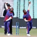 Gregory Mahlokwana can bowl with both his hands, Durban Heat v Cape Town Blitz, Mzansi Super League, November 17, 2019