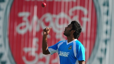 Shahadat Hossain hasn't played international cricket since 2015