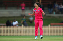 Marizanne Kapp's fine all-round show was not enough for a win, Sydney Sixers v Hobart Hurricanes, WBBL 2019, Sydney, November 20, 2019