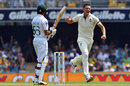 Josh Hazlewood continued to win the battle against Babar Azam, Australia v Pakistan, 1st Test, Brisbane, November 21, 2019