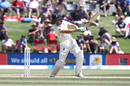 Jos Buttler struck several boundaries while batting with the tail, New Zealand v England, 1st Test, Day 2, Mount Maunganui, November 22, 2019