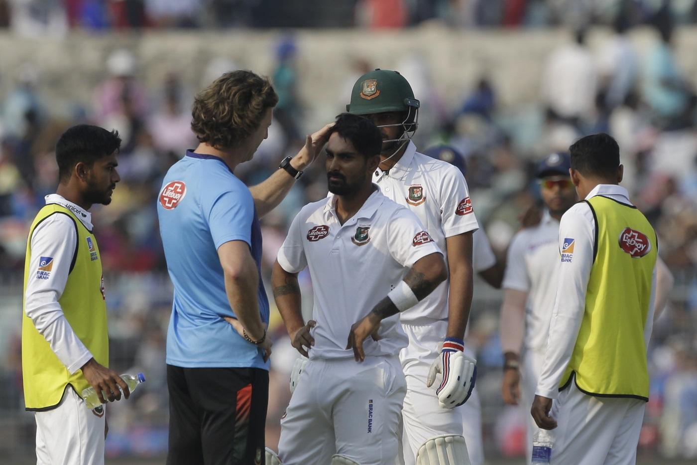Full Scorecard of Bangladesh vs India 2nd Test 2019 - Score Report | ESPNcricinfo.com