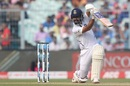 Ajinkya Rahane plays a gorgeous cover drive, India v Bangladesh, 2nd Test, Kolkata, 2nd day, November 23, 2019