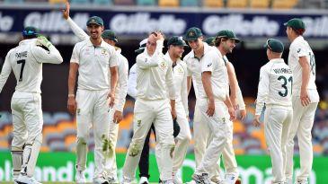 Australia enjoy an innings victory