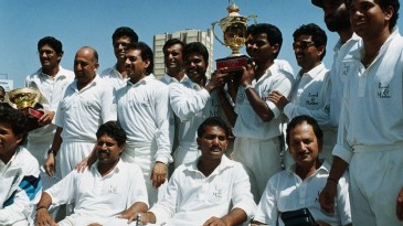 In 1992-93, India won three successive Tests, against England and Zimbabwe, by an innings