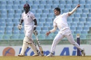 Amir Hamza prepares to deliver, Afghanistan v West Indies, Only Test, 2nd day, Lucknow, November 28, 2019