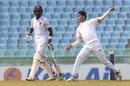 Amir Hamza prepares to deliver, Afghanistan v West Indies, Only Test, 2nd day, Lucknow, November 28, 2019