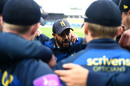 Jeetan Patel has stepped down as Warwickshire captain