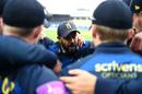 Jeetan Patel has stepped down as Warwickshire captain