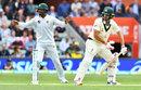Joe Burns fell cheaply when he edged behind, Australia v Pakistan, Day 1, 2nd Test, Adelaide, November 29, 2019