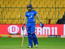 Rohan Kadam during an innings, 2019-20 Syed Mushtaq Ali Trophy