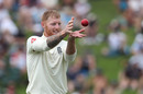 Ben Stokes bowled despite pain in his knee the previous day, New Zealand v England, 2nd Test, Hamilton, November 30, 2019