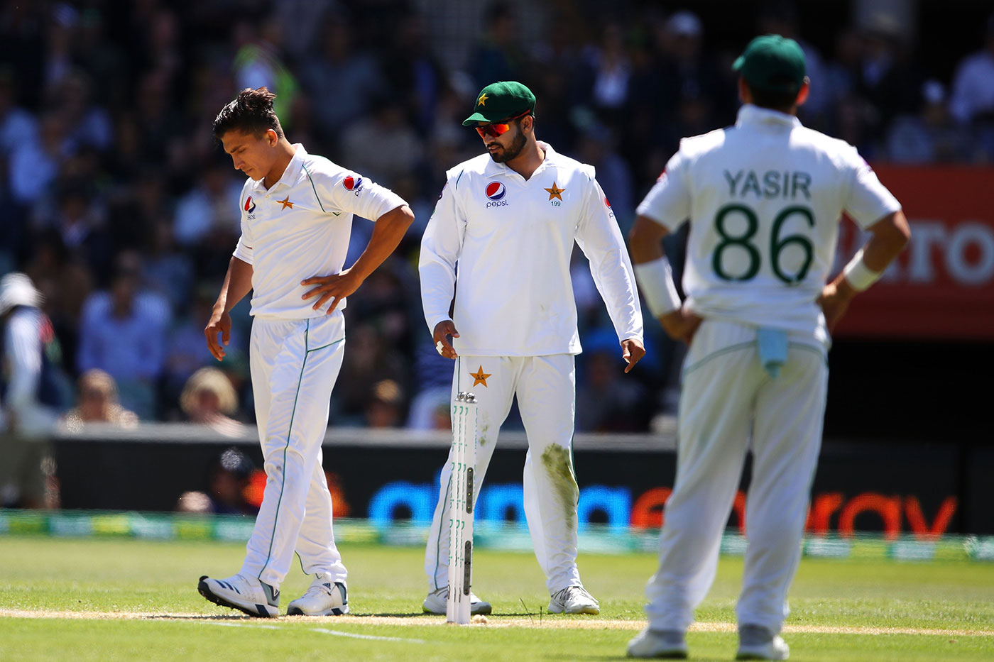 Pakistan drop to number 8 in ICC Test Rankings after losing Test series to Australia