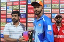 Devdutt Padikkal collects his Man-of-the-Match award, Bellary Tuskers v Hubli Tigers, KPL 2019, Bengaluru, August 19, 2019