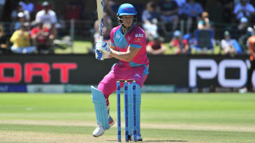 David Miller guided the Heat chase with an unbeaten fifty