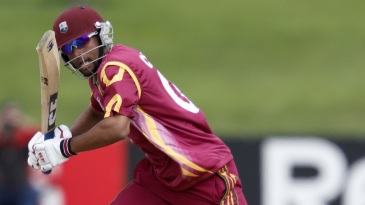 Yannic Cariah scored 34 runs before picking up three wickets