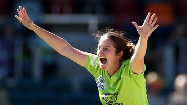 Rene Farrell picked up 12 wickets this WBBL season