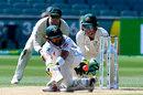 Mohammad Rizwan sweeps, Australia v Pakistan, 2nd Test, Day 4, Adelaide, December 2, 2019