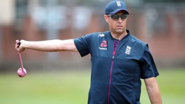 Marcus Trescothick worked with the England squad during the Ashes this summer