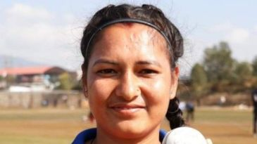 Anjali Chand returned the best figures in T20I history