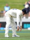 Joe Denly reacts after dropping Kane Williamson, New Zealand v England, 2nd Test, Hamilton, December 03, 2019