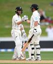 Kane Williamson and Ross Taylor both reached hundreds, New Zealand v England, 2nd Test, Hamilton, December 03, 2019