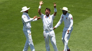What do the numbers say about Yasir Shah, the bowler, in Australia?