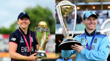 Heather Knight and Eoin Morgan will lead London Spirit's women's and men's sides respectively