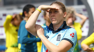 Heather Knight is searching for a winning combination in Malaysia