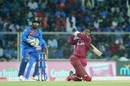 Shimron Hetmyer can send the ball a long way, India v West Indies, 2nd T20I, Thiruvananthapuram, December 8, 2019