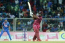 Nicholas Pooran is effective both sides of the wicket, India v West Indies, 2nd T20I, Thiruvananthapuram, December 8, 2019